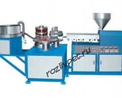Автомат для изготовления прокладки в крышке