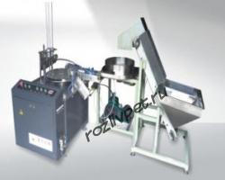 FB-Z 5 (автомат для вкладывания вкладышей в крышки 19л бутылей)