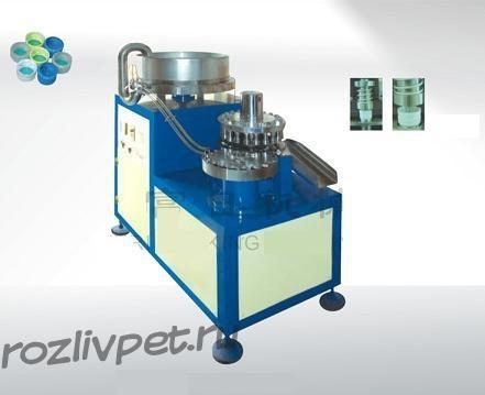 Автомат для подгибания краев пластиковых крышек ФР-ЗБ1