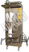Автомат для розлива и упаковки жидких продуктов в пакеты изготавливаемые самой машиной из рулона пленки