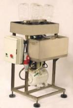 Автоматическое и полуавтоматическое оборудование для ополаскивания бутылок