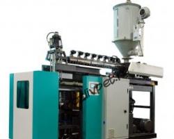 Экструзионно-выдувной автомат для изготовления бутылки из поликарбоаната ВM-60PC