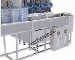 UZB-19-600 (Автомат загрузки бутылок в триблок)