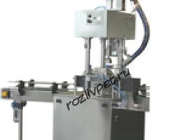 UA-1000 (автомат укупорки ПЭТ-бутылок,канистр)