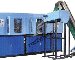 Автомат выдува SP-8-3500-4