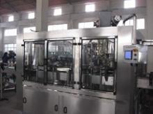 Триблоки розлива в стекло (газ. напитки) предназначены для автоматизации процесса розлива