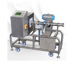 металлдетектор для жидких продуктов