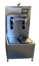 Полуавтомат для дозирования жидких продуктов (пищевых и промышленных масел, антифриза и т.п.) взвешиванием